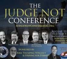 Speaker Q & A | The Judge Not Conference