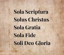 The Five Solas | Theology Gals | Episode 36