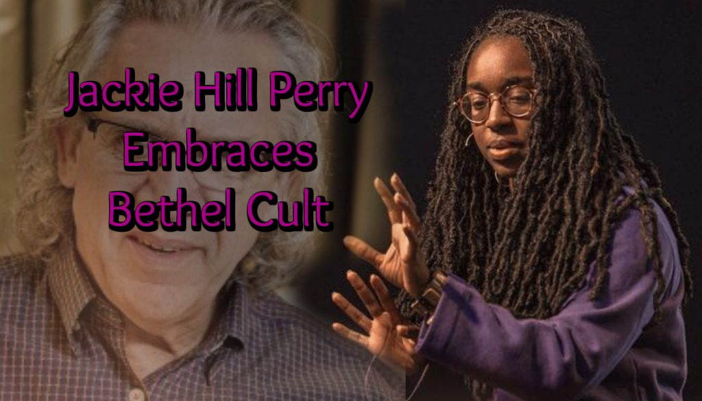 Jackie Hill Perry Is Not Part Of Your Tribe! | Bible