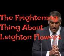 The Frightening Thing About Leighton Flowers