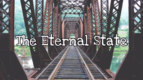 KIDScast#31 The Eternal State