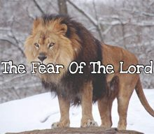 KIDScast#33 The Fear Of The Lord
